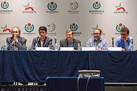 2015 Wikimania press conference-24.jpg
