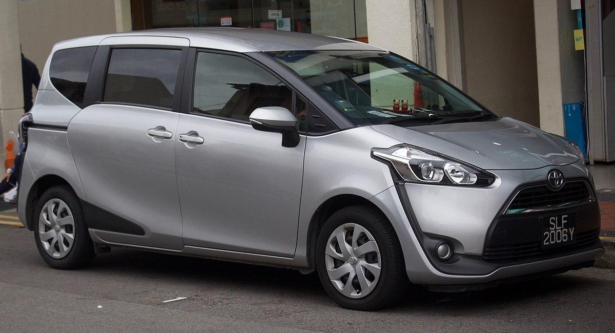 Toyota Sienta Wikipedia