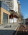2016 Woolwich, Royal Arsenal Riverside, Cannon Square development 08.jpg