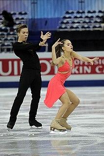 Igor Eremenko Russian competitive ice dancer
