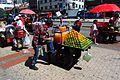 2017 Bogotá carrera 10 con calle 12 vendedor de jugo de naranja.jpg