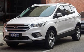 ford escape wikipedia rh en wikipedia org Accessories for Ford Edge Sport 2013 2012 ford edge limited owners manual