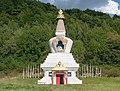 2018 Stupa w Gompie Drophan Ling w Darnkowie 13.jpg