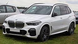 2019 BMW X5 xDrive30d M Sport Automatic 3.0 Front.jpg