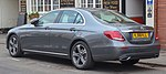 2019 Mercedes-Benz E220d SE Automatic 2.0 Rear.jpg