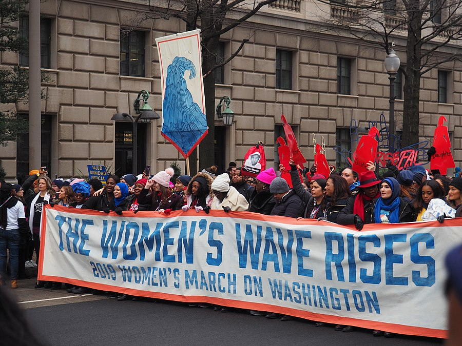 2019 Women's March on Washington, D.C.1191583.jpg