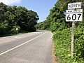 2020-06-22 16 14 36 View north along Maryland State Route 607 (Magothy Bridge Road) at Woods Road in Pasadena, Anne Arundel County, Maryland.jpg