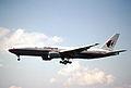 25bi - Malaysia Airlines Boeing 777-2H6ER; 9M-MRF@ZRH;17.05.1998 (5015603223).jpg
