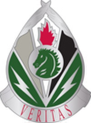 2nd Psychological Operations Group - 2nd PSYOP Group Distinctive Unit Insignia