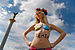 English: 2 years of FEMEN: logo form famous Ru...