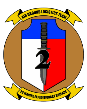 2nd Marine Expeditionary Brigade (United States) - 2nd MEB insignia