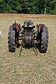 3ème Salon des tracteurs anciens - Moulin de Chiblins - 18082013 - Tracteur Ferguson - 1956 - arrière.jpg