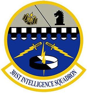 301st Intelligence Squadron - Image: 301 Intelligence Squadron