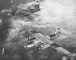 323d Bombardment Group B-26 Marauders in Formation.jpg