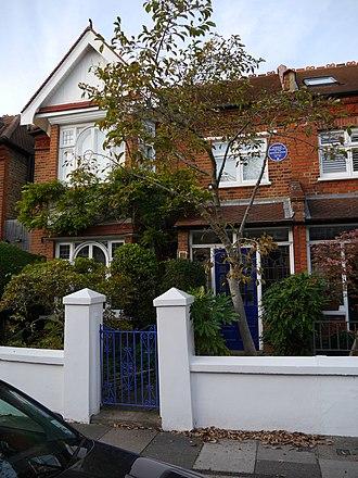 Norman Parkinson - 32 Landford Road, Putney