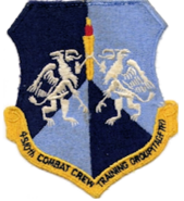4510th Combat Crew Training Group - Emblem