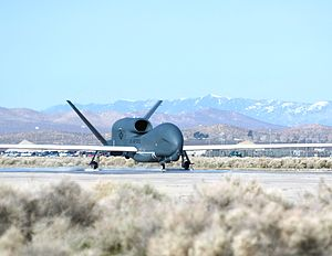 452d Flight Test Squadron - 452d Flight Test Squadron - RQ-4B Global Hawk