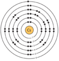 55 Cs Bohr model.png