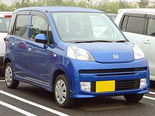 Honda Life Motor vehicle