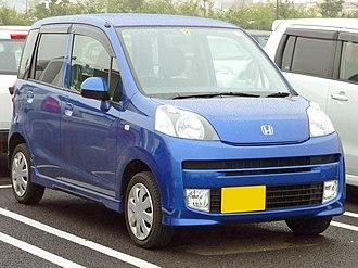 Honda Life - Image: 5th Honda Life Diva