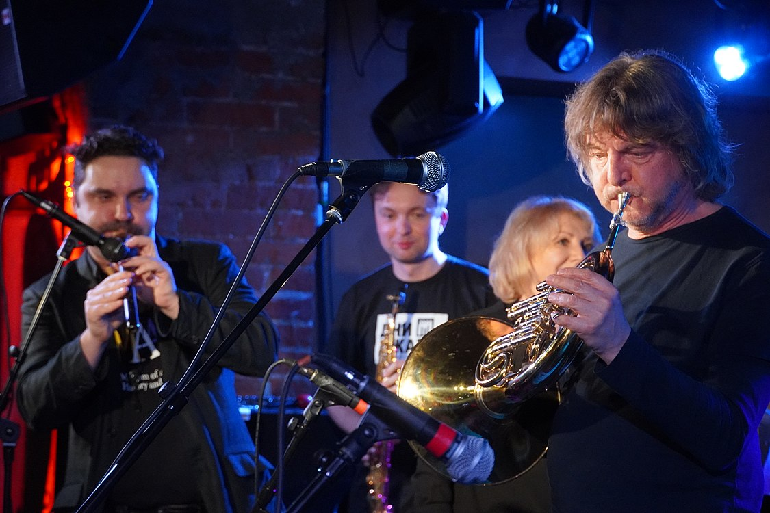 70th anniversary of Mikhail Mitropolsky at the Alexei Kozlov Сlub 148.jpg