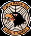 792d Radar Squadron - Emblem.png