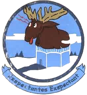 Cape Romanzof Air Force Station - Emblem of the 795th Aircraft Control and Warning Squadron