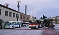 7th St TC in Nov 1984 with C-Tran buses and a Tri-Met artic.jpg