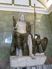 Jupiter in latin