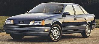 Jack Telnack - Ford Taurus LX