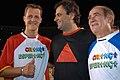 Aécio Neves, Michael Schumacher e Didi.jpg