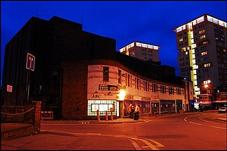 ABC Cinemas - The ABC Cinema, Wakefield was closed in 1997, only months after Cineworld opened a multiplex in the city