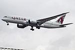A7-BCH Boeing 787 Dreamliner Qatar (14728469973).jpg