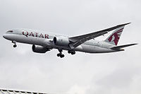 A7-BCH - B788 - Qatar Airways