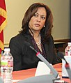 AG Harris meets with homeowners facing foreclosure in Stockton, California 07 (cropped).jpg
