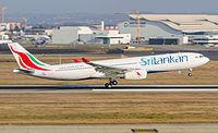 4R-ALR - A333 - SriLankan Airlines