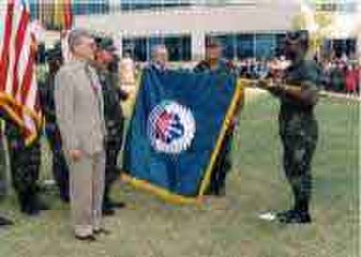United States Army Aviation and Missile Command - 17 July 1997: AMCOM activation ceremony.