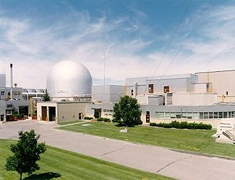 Breeder reactor - Experimental Breeder Reactor II, which served as the prototype for the Integral Fast Reactor
