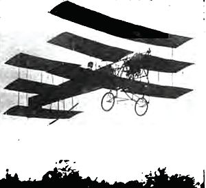 Avro - The A.V. Roe Type I Triplane, Roe's first successful aircraft