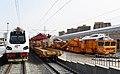 AZ4A and RM80-UHR at Baku station.jpg