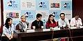 A Press Conference by - Directors of World Cinema, Annemarie Jacir, Director (When I Saw You) Juan Carlos Maneglia, Director (7 Boxes), Akio Kondo, Director (Eclair) F.Sekcan Acar, Director (Love & Revolution).jpg