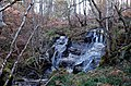 A cascade on the Allt Abhagaith - geograph.org.uk - 1575131.jpg