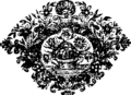 A compleat universal history, of the several empires, kingdoms, states etc Fleuron T114404-37.png
