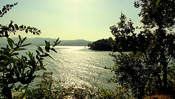A fine afternoon at the shore of river Johilla.jpg