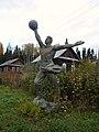 A former pioneer camp. Бывший пионерский лагерь - panoramio.jpg