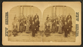 A group of students on the steps of their school, by J. S. Lefavour 2.png