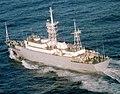 A port quarter view of a Soviet Vishnya Class Intelligence Collection Ship underway - DPLA - f556983854c22f24e4641f3c723ceda6.jpeg