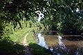 A quiet moment on the Llangollen Canal - geograph.org.uk - 1331389.jpg
