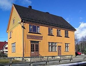 Ådalsbruk - Ådalsbruk Station