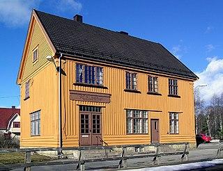 Ådalsbruk Place in Hedmark, Norway
